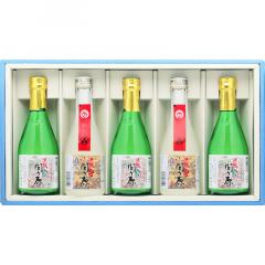 『決戦関ヶ原』のみくらべセット300ml×5本