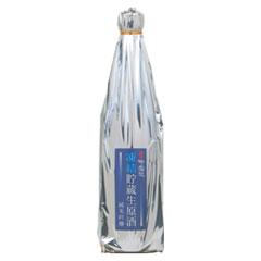 純米吟醸道三吟雪花 凍結貯蔵生原酒