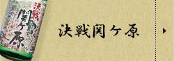 決戦関ヶ原
